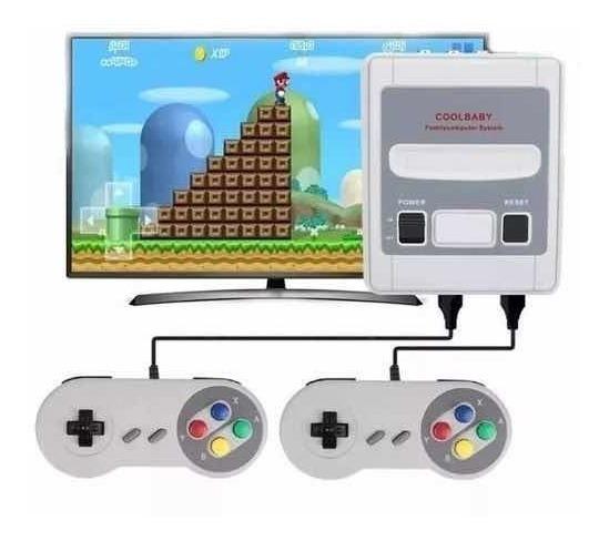 Super Nintendo Classic Edition Snes Mini 620 Jogos