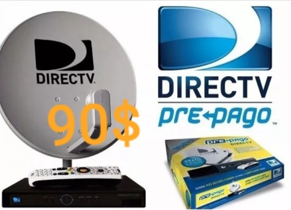 Decodificador Kit Directv Hd Prepago Venezolano Homologado