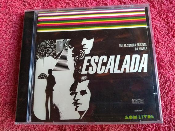 Cd Novela Escalada - Trilha Sonora