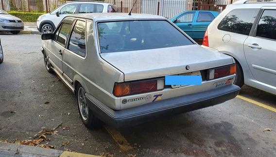 Baixou! Santana Gls 2000 - Ano 1989 - Turbo 2.0 (legalizado)