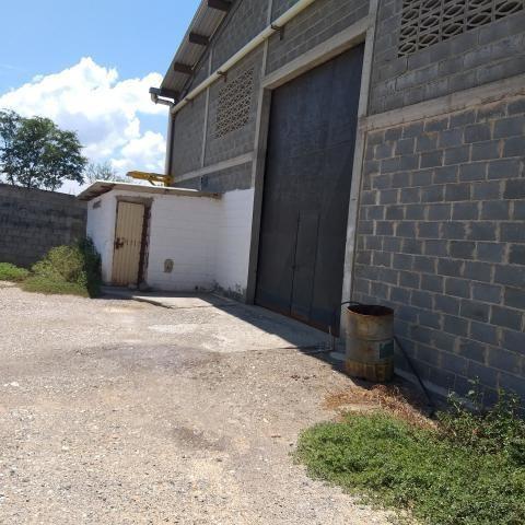 Terreno Con Galpon En Venta Zona Industrial Lara Rahco