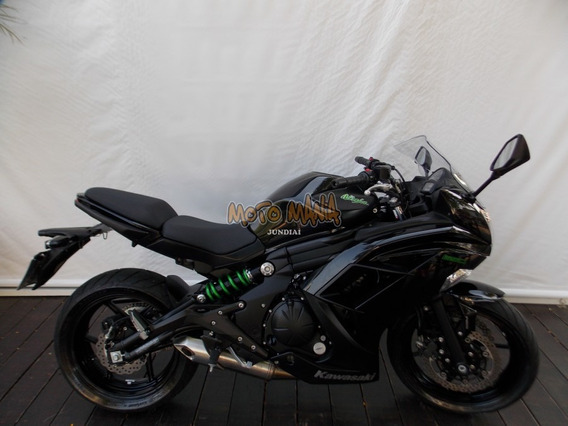 Ninja 650 Abs 2016 Preta