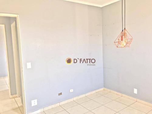 Imagem 1 de 19 de Apartamento Com 2 Dormitórios, 66 M² - Venda Por R$ 318.000,00 Ou Aluguel Por R$ 1.360,00/mês - Vila Moreira - Guarulhos/sp - Ap2429