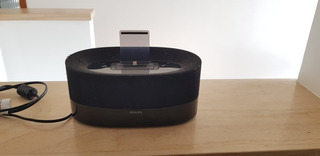 Parlante Philips Docking Station Para iPhone