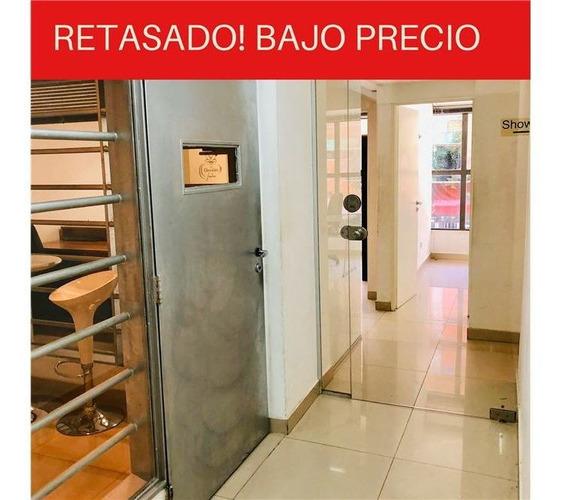 Venta Oficinas C/deposito 92mts 2 Coch. Palermo