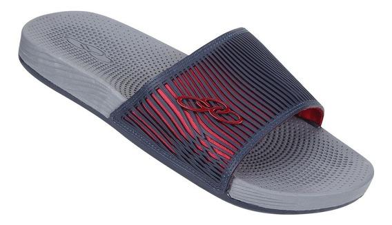 Chinelo(sandália) Olympikus Slide Cancun Original Promoção