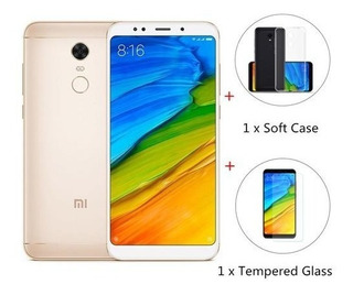 Xiaomi Redmi 5 Plus 64gb/4gb Ram V.global +capa -s Juros+nf