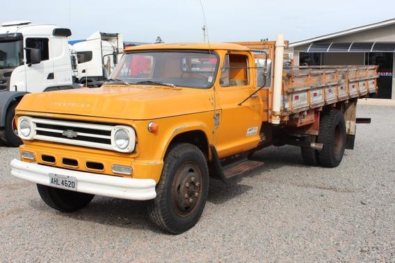 Gm C 60 Chevrolet D 70 1973 Com Motor Mb 1113