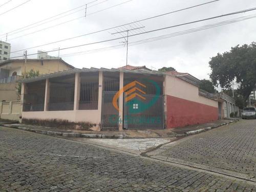 Imagem 1 de 29 de Casa Residencial À Venda, Vila Milton, Guarulhos. - Ca0007