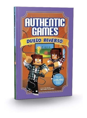 Authenticgames: Duelo Reverso Vol 01