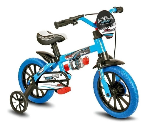 Bicicleta Infantil Veloz Nathor Aro 12 - A Mais Vendida