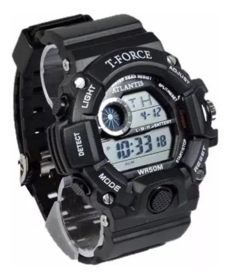 Relógio Masculino Militar T Force Tático Barato