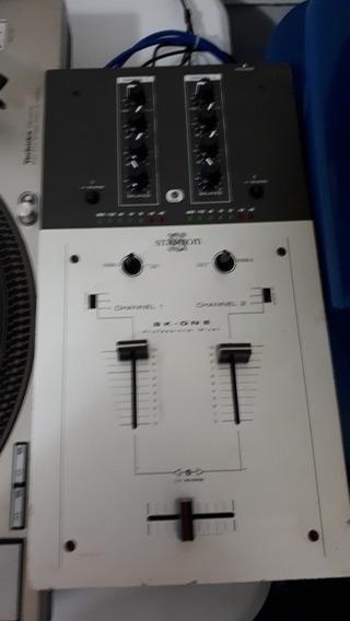 Mixer Stanton Sk1 Com Focus Fader Para Scratch