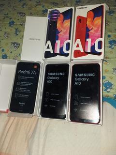 Rematando Samsung Galaxy A10 De 32gb