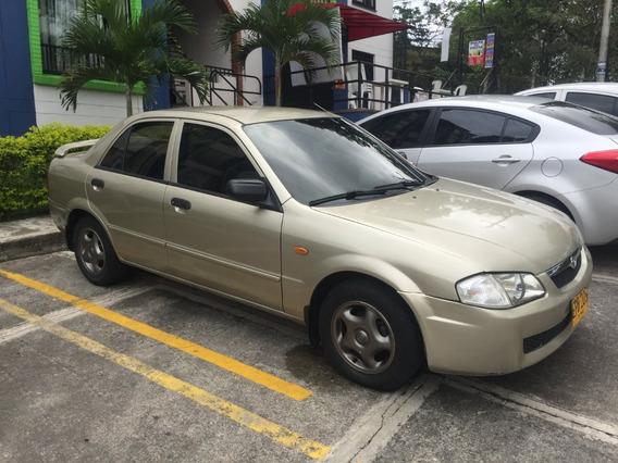 Mazda Allegro Sedan 2000