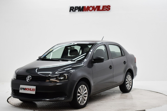 Volkswagen Voyage Highline Imotion 2013