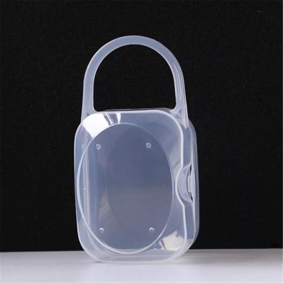 Caixa Para Armazenar Chupeta / Porta Chupeta / Proteção