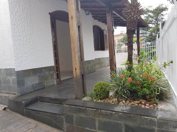 Casa Com 3 Quartos Para Comprar No Prado Em Belo Horizonte/mg - 3201