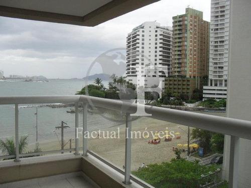 Apartamento Com 3 Dormitórios À Venda, 110 M² Por R$ 950.000,00 - Astúrias - Guarujá/sp - Ap2005