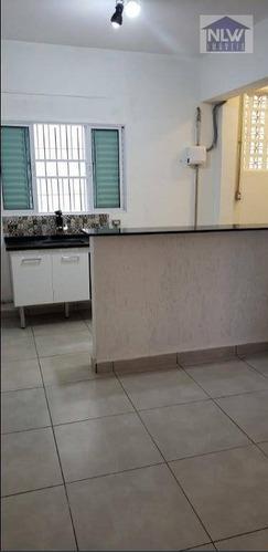 Kitnet Para Alugar, 25 M² Por R$ 1.300,00/mês - Jardim Cidade Pirituba - São Paulo/sp - Kn0020