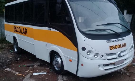 Micro Ônibus Escolar Thunder Boy - 23 Lugares - So 45.000