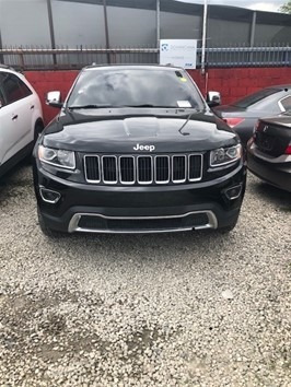 Jeep Grand Cherokee Crd Limited 2015