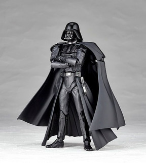 Star Wars: Revo Darth Vader Kaiyodo