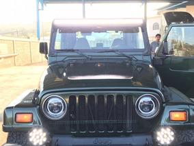 Jeep Wrangler 4.0 Rubicon Techo Duro 4x4 At 1997