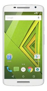 Motorola Moto X Play Muy Bueno Blanco Liberado