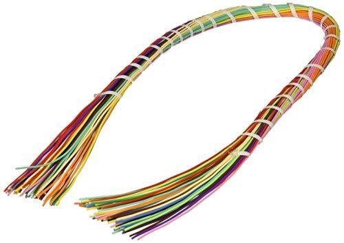 Twisteez Craft Sculpture Wire 125 Ft Paquete De Color Surtid