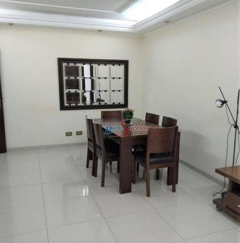 Apartamento Com 3 Dormitórios À Venda, 140 M² Por R$ 590.000,00 - Vila Formosa - São Paulo/sp - Ap2658