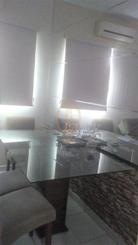 Apartamento  Com 2 Dormitório(s) Localizado(a) No Bairro Ponta Da Praia Em Santos / Santos  - 5998