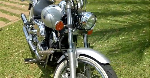 Imagem 1 de 8 de Yamaha Dragstar 650cc Somente 28.000km Rodados!!