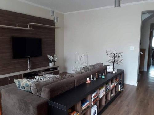 Sobrado Com 3 Dormitórios À Venda, 150 M² Por R$ 780.000,00 - Vila Metalúrgica - Santo André/sp - So1622