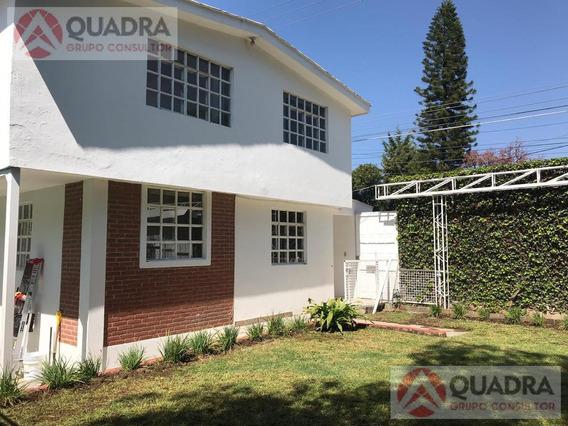 Casa En Renta En Fraccionamiento Cipreses De Zavaleta, Calzada Zavaleta Puebla