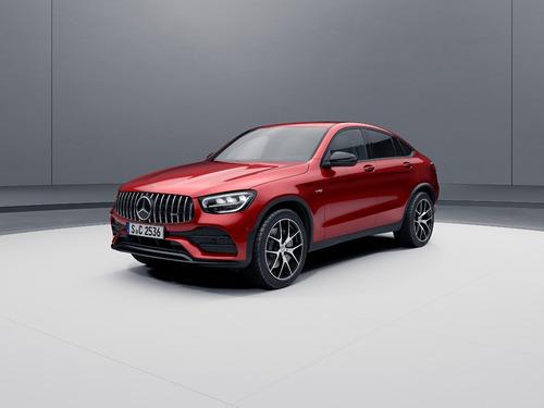 Mercedes Benz Amg 3.0 Glc Coupé 43 4matic 390 Cv 2020 0km