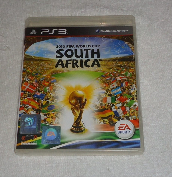 2010 Fifa World Cup South Africa Ps3 R3 ** Leia