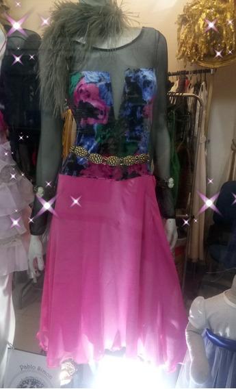 Vestido De Fiesta Para Dama, Última Moda. Exclusivo.