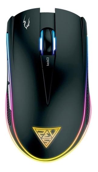 Combo Mouse Gamer Rgb Gamdias Zeus E1 3200 Dpi + Mousepad