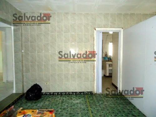 Casa Térrea Na Vila Vermelha  -  São Paulo - 6955