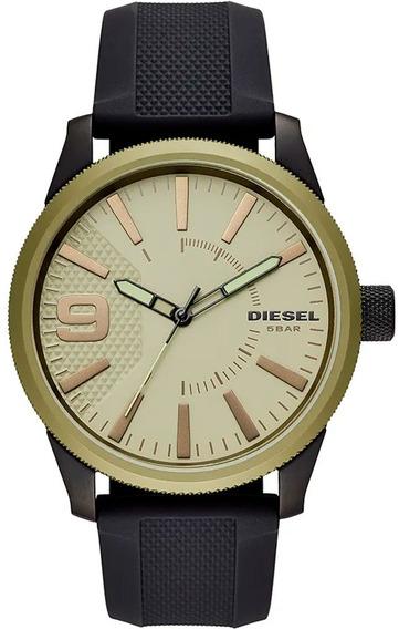Relógio Diesel Masculino Rasp Dz1875/8pn