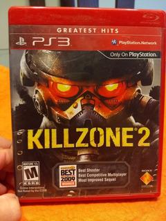 Killzone 2,Juego Ps3 Usado, En Excelente Estado, Todos Los