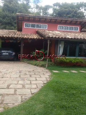 Casa De 3 Quartos Sendo 1 Suíte Em Itaipava, Teresópolis/rj - Ca00295 - 31976926