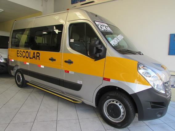 Renault Master L2h2 Escolar Pronta Entrega