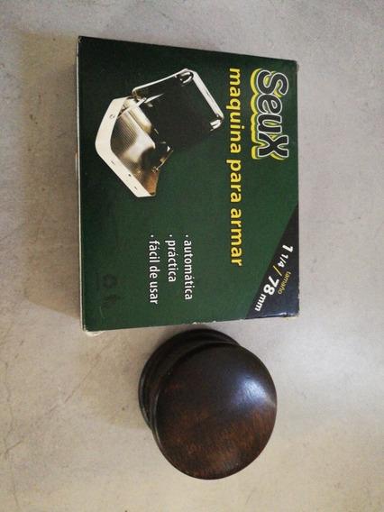 Maquina Cigarrera Automática Seux 1 1/4 78mm Tamaño