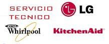 Servicio Tecnico Autorizado Whirpool Lg Kitchenaid