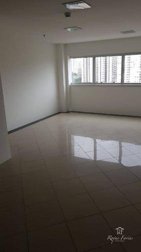 Sala Para Alugar, 39 M² Por R$ 1.400/mês - Alto Da Lapa - São Paulo/sp - Sa0300