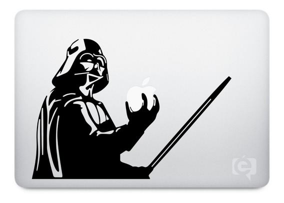 Adesivo Para Macbook E iPad Diversos + Brinde