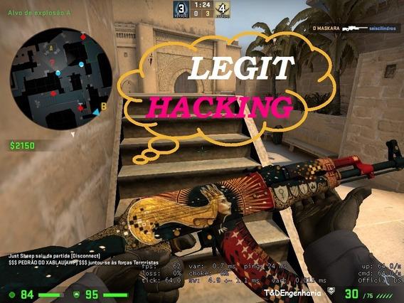 Hack Cs Go (aim,wall,radar) - Csgo Atualização Diariamente