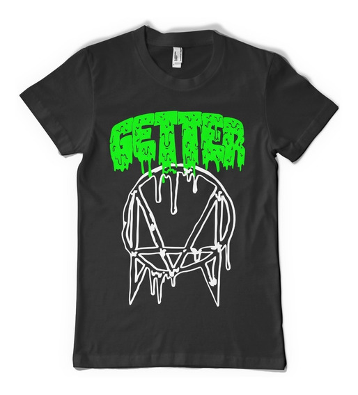 Remera Getter Owsla Color Animal